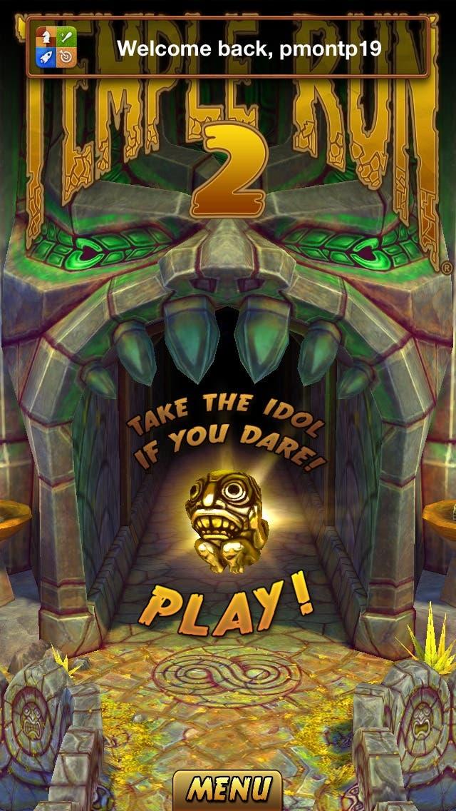 Selección Xombit Games   Jugando a Temple Run 2