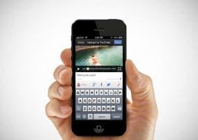 YouTube Capture para iPhone