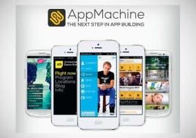 Desarrolla aplicaciones con AppMachine