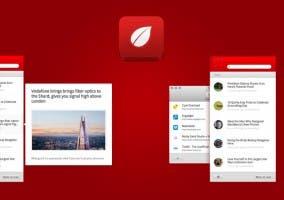 Leaf es un gestor de RSS para Mac