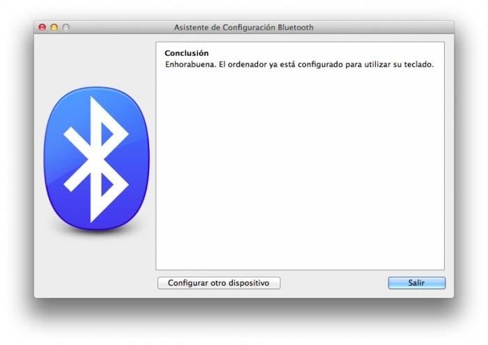 Configuración Bluetooth del Teclado Logitech