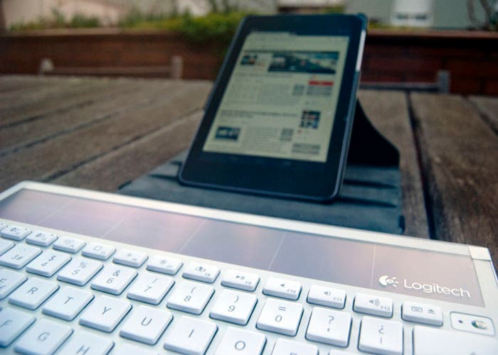 Logitech teclado Google Nexus 7