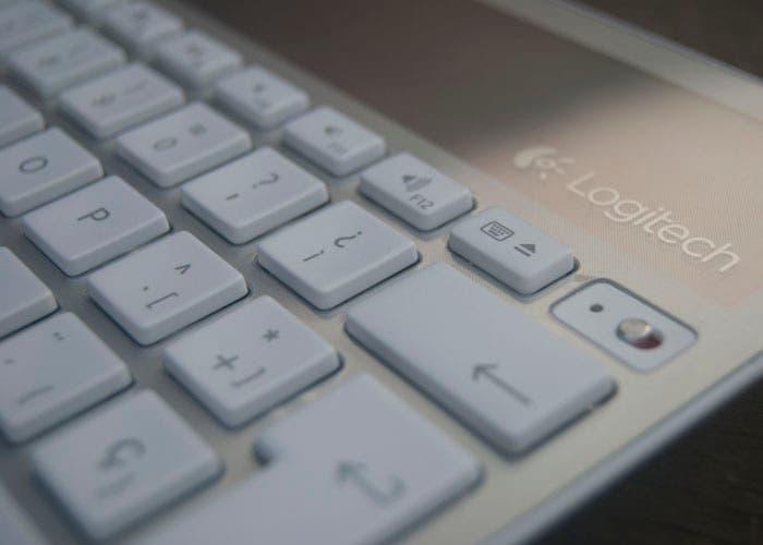 Probamos el teclado inalámbrico solar de Logitech para Mac, iPad y iPhone