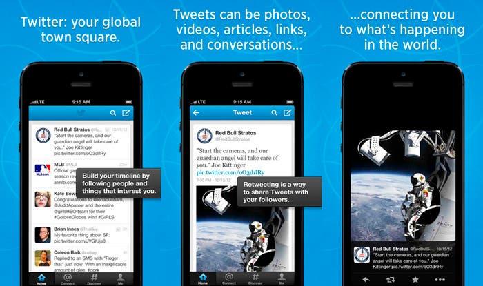 Twitter 5.3 para iOS
