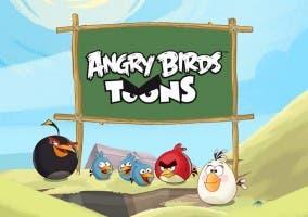 Cabecera de Angry Birds Toons