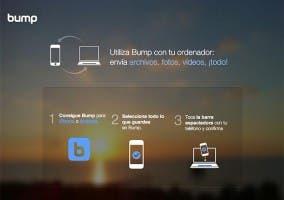 Web de Bump