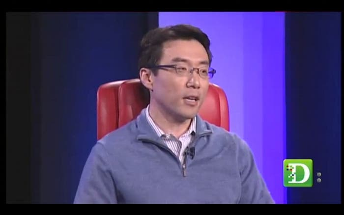 David Eun, vicepresidente ejecutivo del centro de innovación abierta de Samsung