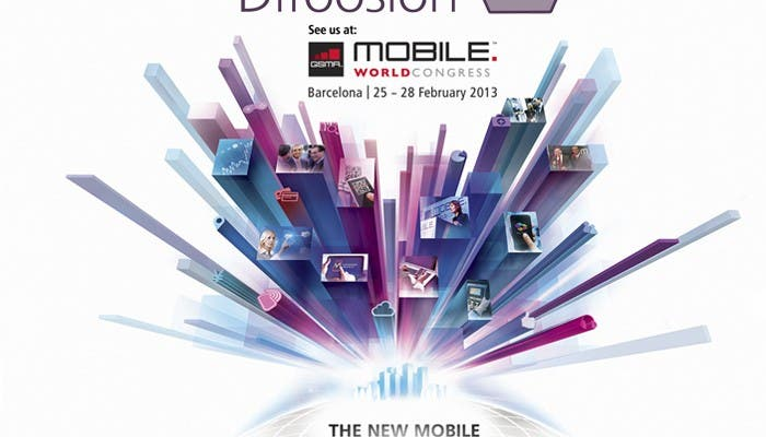 Difoosion en el Mobile World Congress