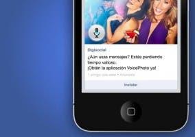 La App Store en Facebook