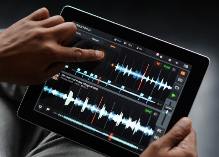 Native Instruments lanza Traktor para iPad