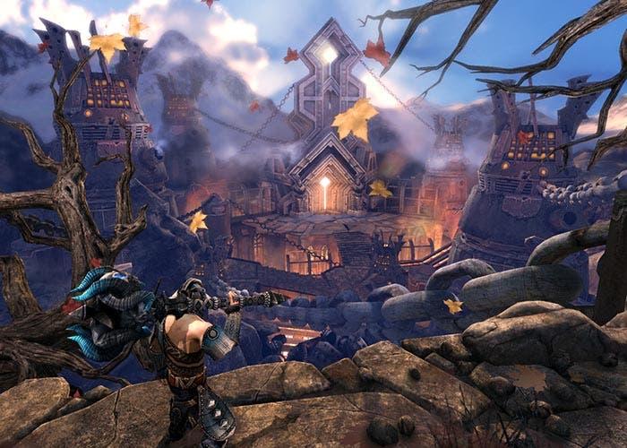 Captura de Infinity Blade: Dungeons