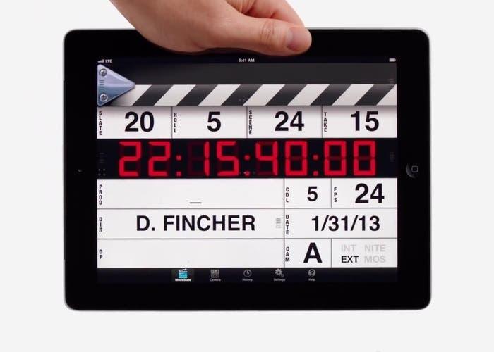 Nuevo anuncio iPad Hollywood