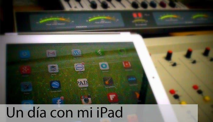 Un día con mi iPad, de Jaime López