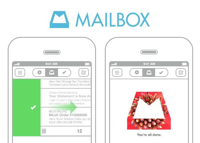 Mailbox ya está aquí