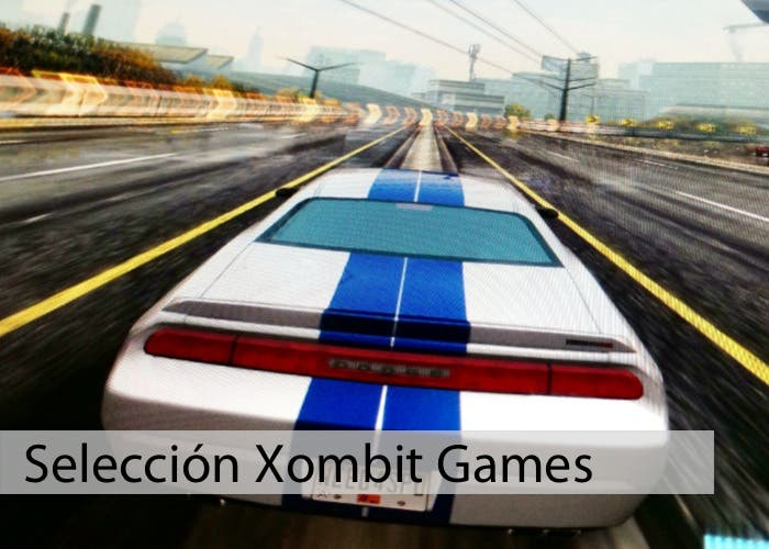 Jugando a NFS Most Wanted