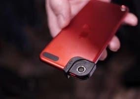 Olloclip para el iPod touch