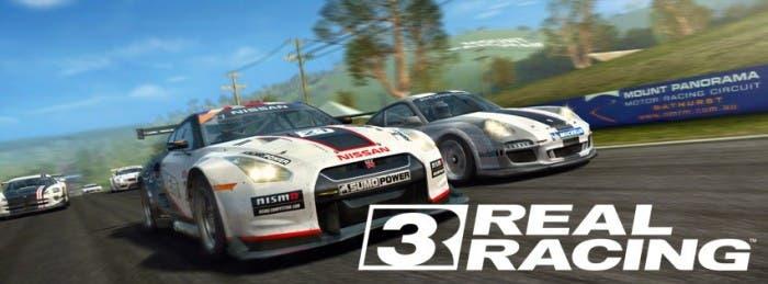Jugando a Real Racing