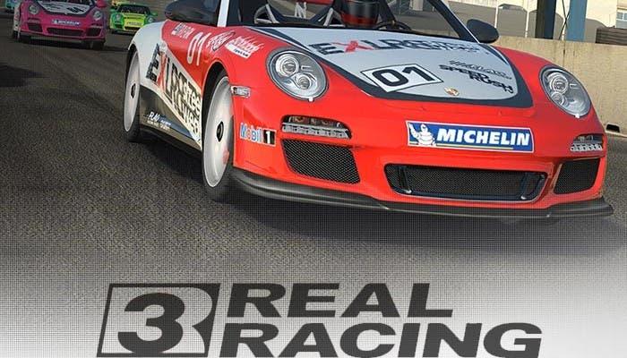 El nuevo Real Racing 3