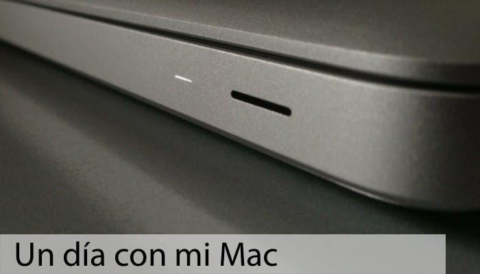 Un día con el Mac de Pere Montpeó