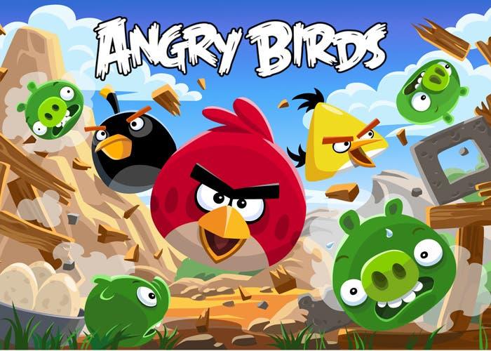 Angry Birds gratuito para iOS