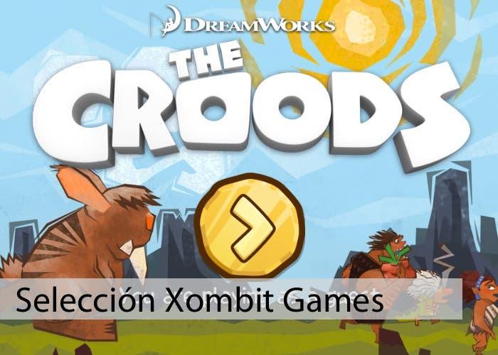 Seleccion Xombit Games con The Croods