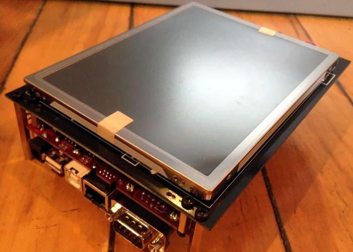 Prototipo de iPhone de más de 8 pulgadas