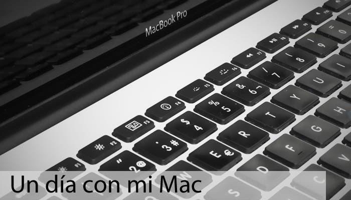 Un día con mi Mac