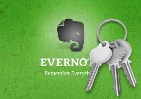 Brecha de seguridad de Evernote