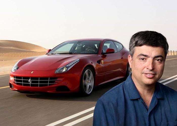 Ferrari y su alianza con Apple