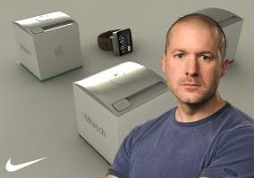 Jony Ive y el iWatch