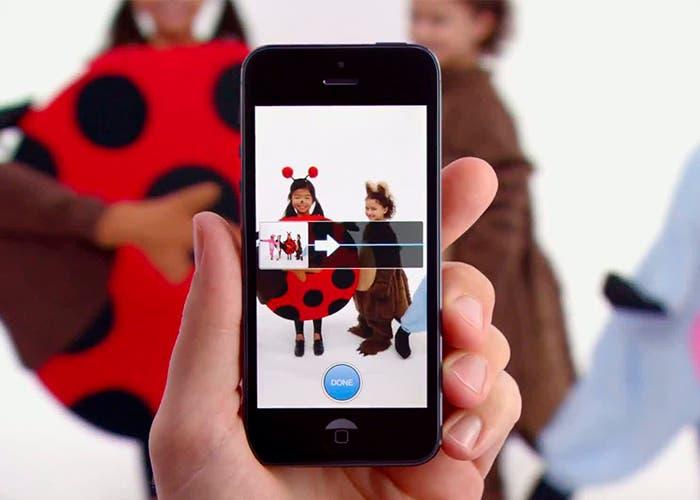 Dos nuevos anuncios del iPhone 5 en televisión