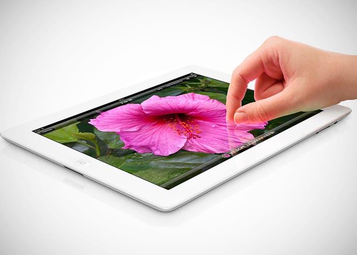 Samsung no fabricará las pantallas del nuevo iPad