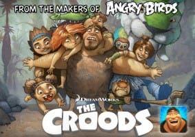 The Croods, imagen de lanzamiento