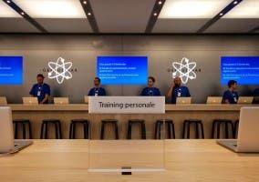 Apple y el soporte postventa