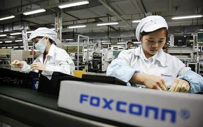 Empleadas de Foxconn