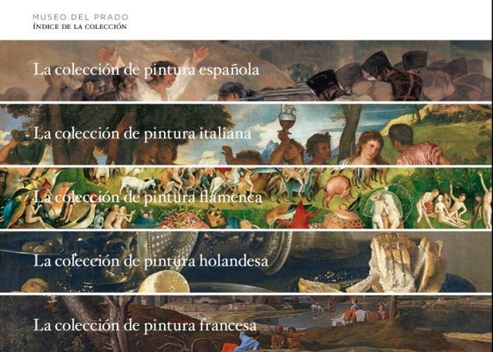 Indice de colecciones del Prado