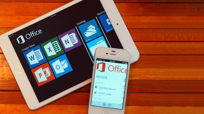 Microsoft Office en iPhone y iPad