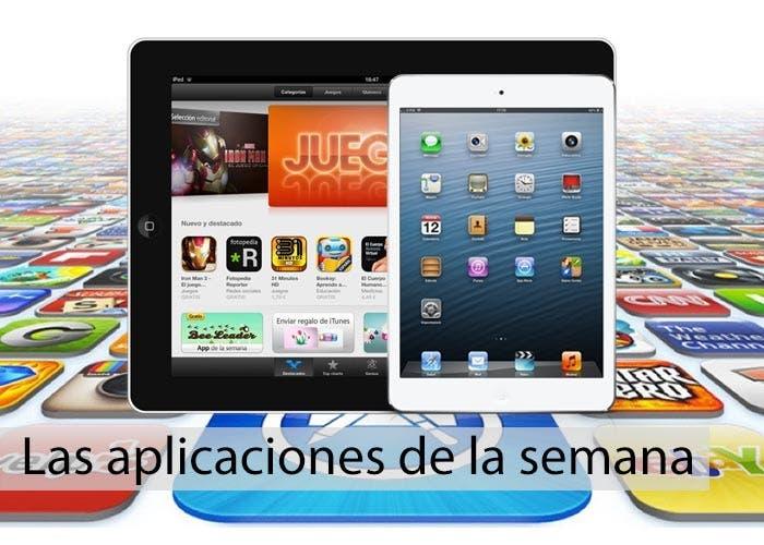 Las aplicaciones de la semana para iPad VII