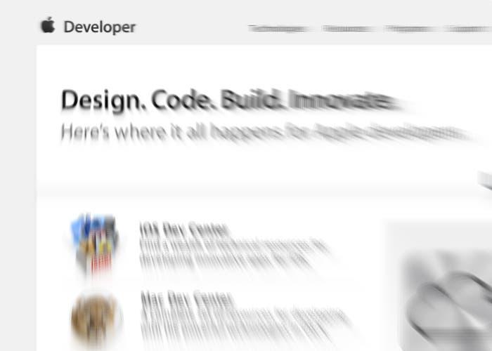 Centro de desarrollo de Apple