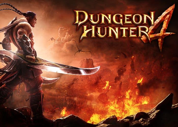 Hemos podido probar Dungeon Hunter 4