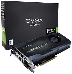 EVGA GTX 680 para Mac Pro