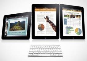 Editando documentos en iPad