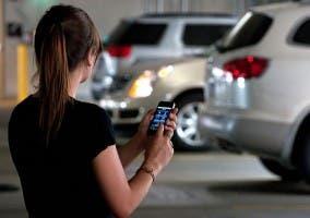 Patente que usa el iPhone como las llaves de tu coche