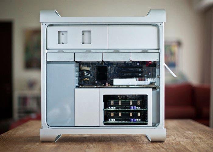 Dentro del Mac Pro