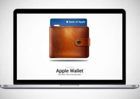 Simulación de tarjeta Apple