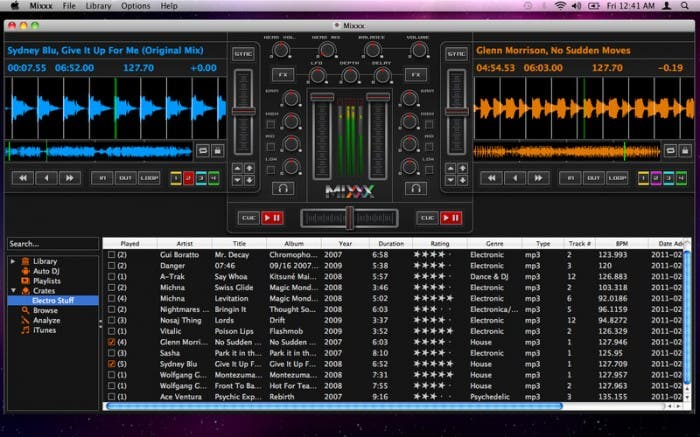 MIXXX available in Mac App Store