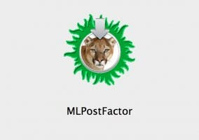 Captura de MLPostFactor