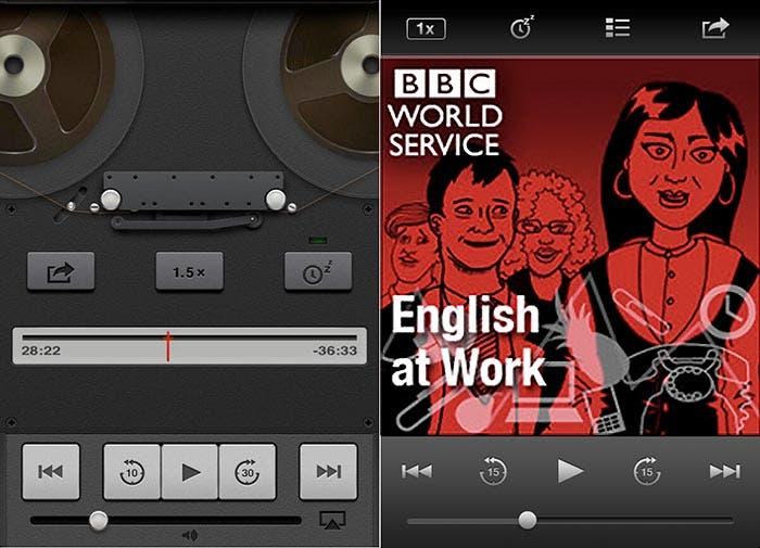 Evolución de la aplicación Podcasts