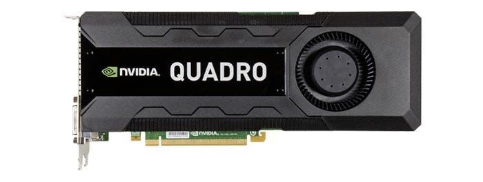 NVIDIA Quadro K5000 para Mac Pro