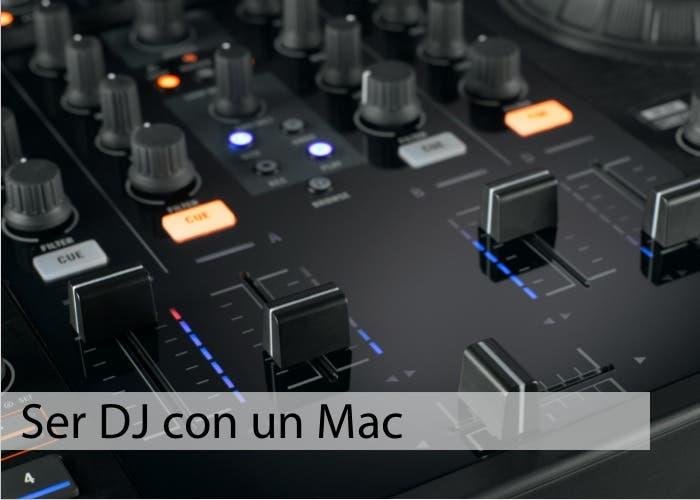 Razones para ser DJ con un Mac